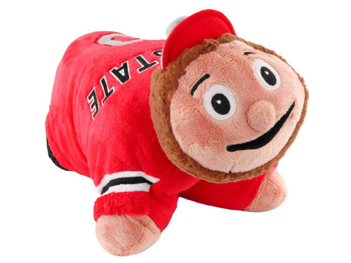 Ohio State Buckeyes Team Pillow Pets