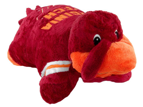 Virginia Tech Hokies Team Pillow Pets
