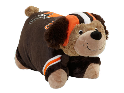 Cleveland Browns Team Pillow Pets
