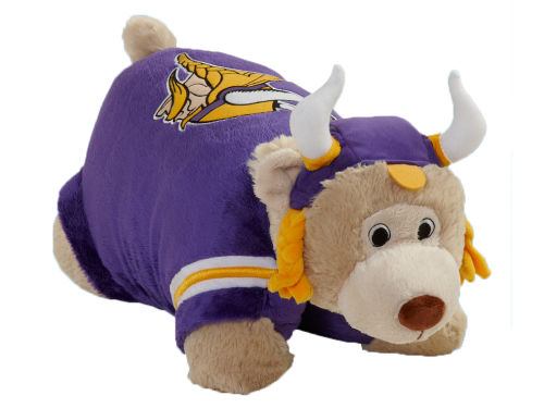 Minnesota Vikings Team Pillow Pets