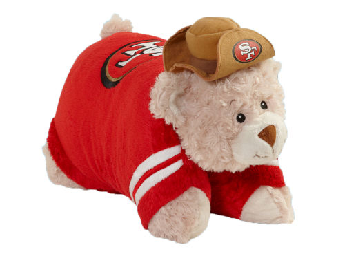 San Francisco 49ers Team Pillow Pets
