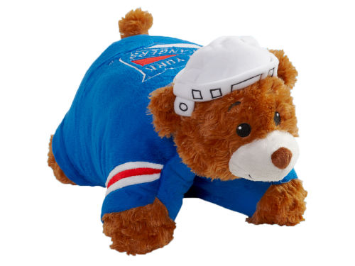New York Rangers Team Pillow Pets