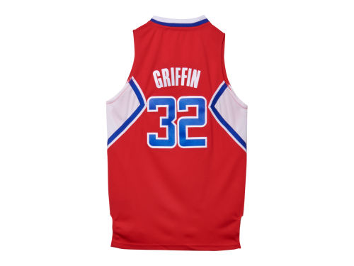 Los Angeles Clippers Blake Griffin adidas NBA Youth Revolution 30 Swingman Jersey