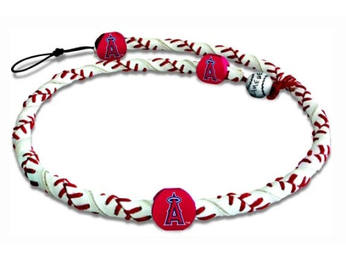 Los Angeles Angels Game Wear Frozen Rope Necklace