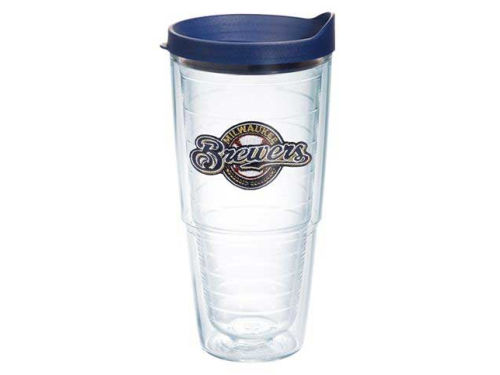 Milwaukee Brewers 24oz Tervis Tumbler
