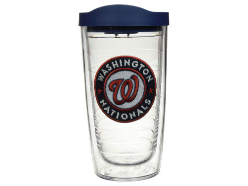 Washington Nationals Tervis Tumbler 16oz. Tumbler TT w/Lid