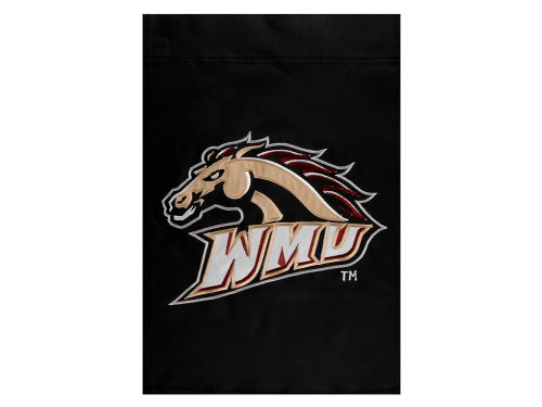 Western Michigan Broncos Garden Flag