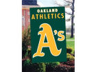 Oakland Athletics Applique House Flag Collectibles