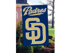 San Diego Padres Applique House Flag Flags & Banners