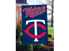 Minnesota Twins Applique House Flag Collectibles