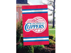 Los Angeles Clippers Applique House Flag MD Flags & Banners
