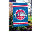 Detroit Pistons Applique House Flag Collectibles