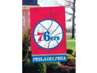 Philadelphia 76ers Applique House Flag Collectibles