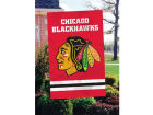 Chicago Blackhawks Applique House Flag Collectibles
