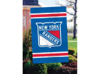 New York Rangers Applique House Flag Collectibles