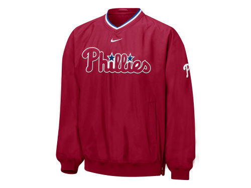 Philadelphia Phillies Nike MLB Staff Ace Windshirt II