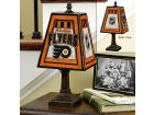 Philadelphia Flyers Art Glass Table Lamp Bed & Bath