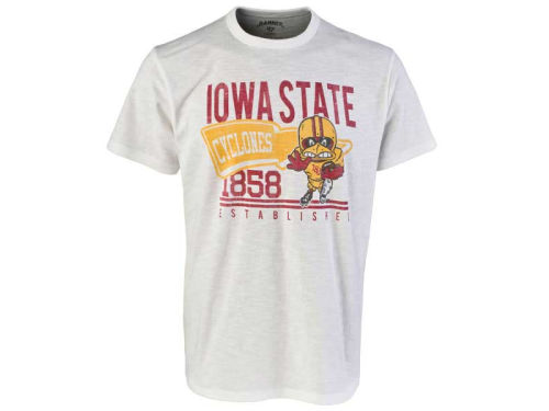 Iowa State Cyclones '47 Brand NCAA Scrum Banner T-Shirt