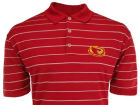 Iowa State Cyclones Nike NCAA Mens Core Tech Stripe Polo Polos