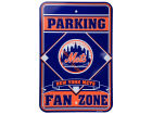New York Mets Reserve Parking Sign Collectibles