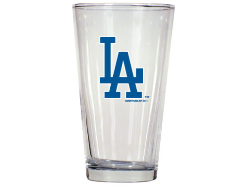 Los Angeles Dodgers Mixing Glass