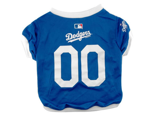 Los Angeles Dodgers Hunter Manufacturing Large Pet Jersey