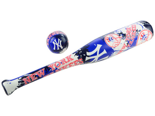 New York Yankees Jarden Sports Mini Bat And Ball Set