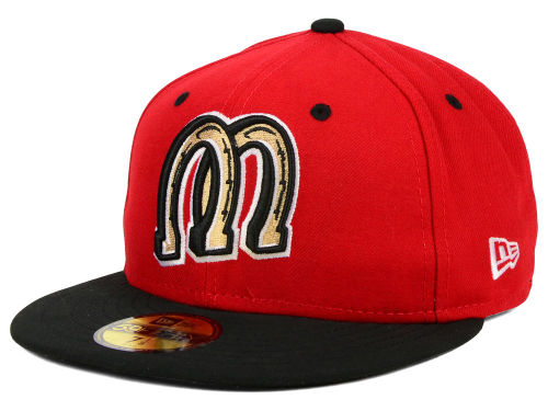Billings Mustangs New Era MiLB AC 59FIFTY Cap Hats