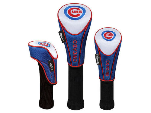 Chicago Cubs Team Effort Headcover Set