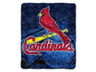 St. Louis Cardinals The Northwest Company 50x60in Sherpa Throw Bed & Bath
