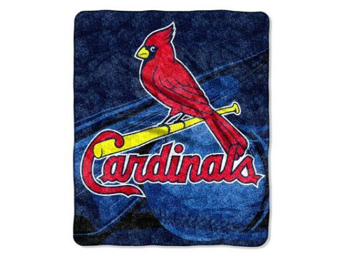 St. Louis Cardinals The Northwest Company 50x60in Sherpa Throw