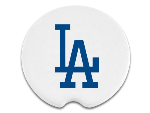 Los Angeles Dodgers 2 Pack Car Coasters