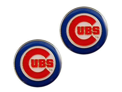 Chicago Cubs MLB Earrings