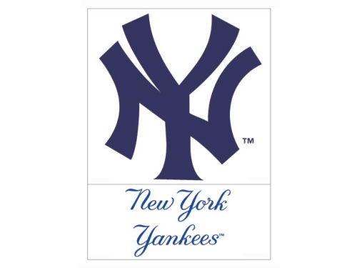New York Yankees Wincraft Decal Ultra 11x17