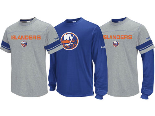 New York Islanders NHL 3-in-1 Option Combo Pack T-Shirt