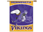 Minnesota Vikings Wincraft 27X37 Vertical Flag Flags & Banners