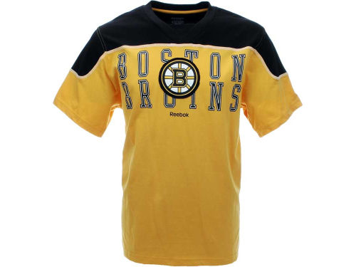 Boston Bruins NHL Neutral Zone T-Shirt