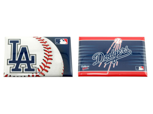 Los Angeles Dodgers Wincraft Magnet 2 Pack