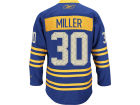 Buffalo Sabres Ryan Miller Reebok NHL Premier Player Jersey Jerseys