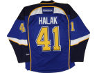 St. Louis Blues Jaroslav Halak  Reebok NHL Men's Premier Player Jersey Jerseys