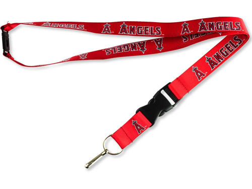 Los Angeles Angels of Anaheim Aminco Inc. Lanyard