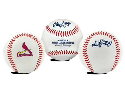 St. Louis Cardinals Jarden Sports Polybagged Baseball