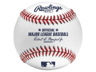 MLB Official Game Ball Collectibles
