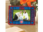 Chicago Cubs Art Glass Picture Frame Bed & Bath