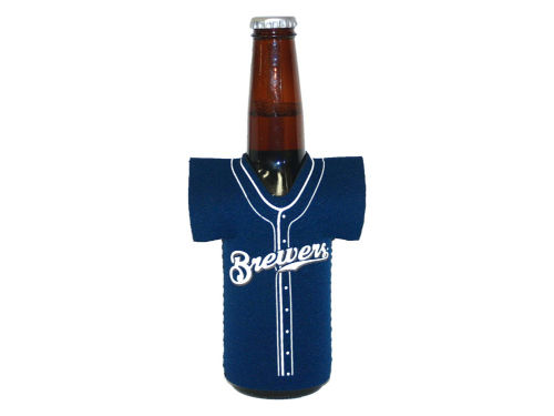 Milwaukee Brewers Jersey Cozie