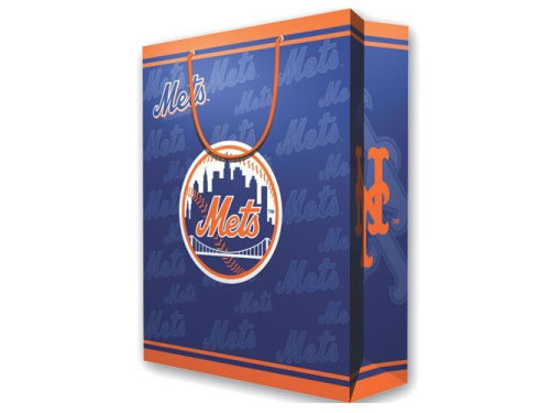 New York Mets Gift Bag Large
