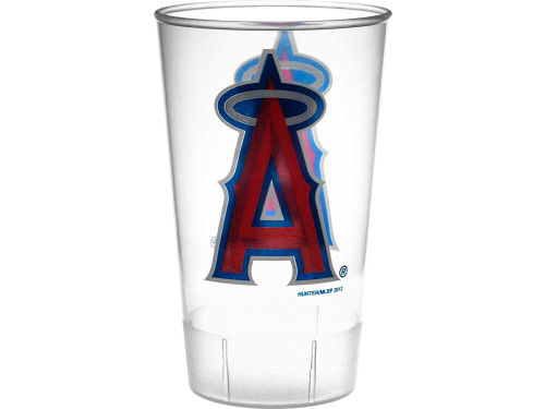 Los Angeles Angels Hunter Manufacturing Single Plastic Tumbler