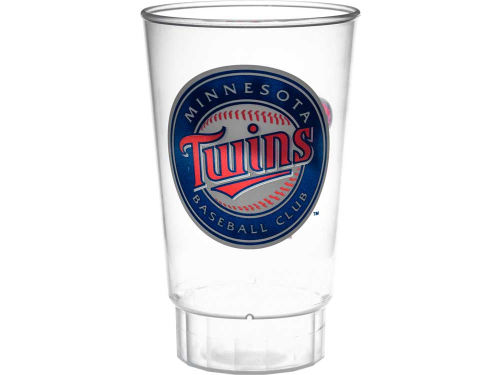 Minnesota Twins Hunter Manufacturing Single Plastic Tumbler
