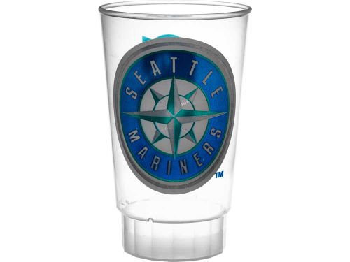 Seattle Mariners Hunter Manufacturing Single Plastic Tumbler