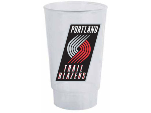 Portland Trail Blazers Single Plastic Tumbler